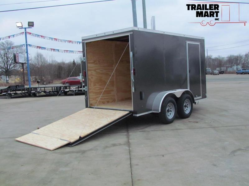 2020 Eagle Trailer 6x12TA Enclosed Cargo Trailer