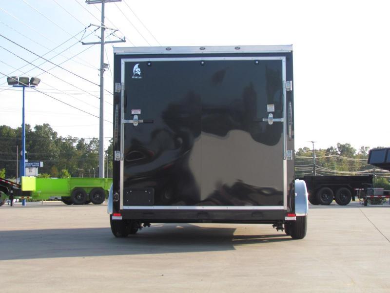 2020 Spartan 7X14 Commercial Grade 3 in 1 Enclosed Trailer