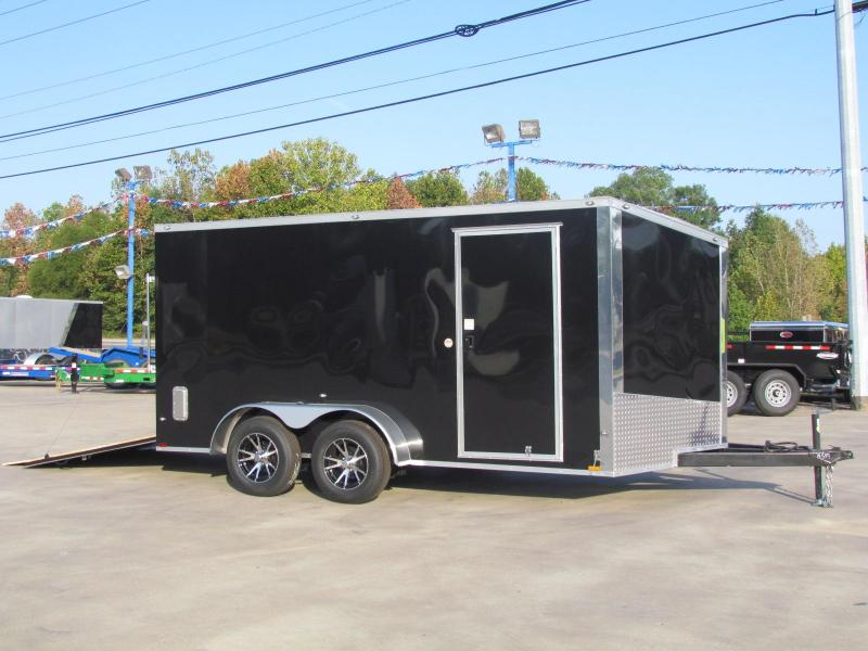 Car Lots Bowling Green Ky >> 2020 Spartan 7X14 Commercial Grade 3 in 1 Enclosed Trailer | TrailerMart in TN | Enclosed Cargo ...