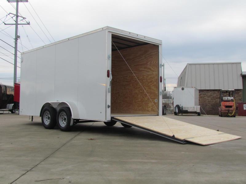 2020 Eagle Trailer 7x14TA Enclosed Cargo Trailer