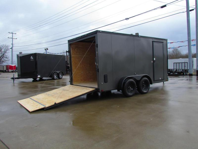 2019 Spartan 7X14 Commercial Grade 3 in 1 Enclosed Trailer