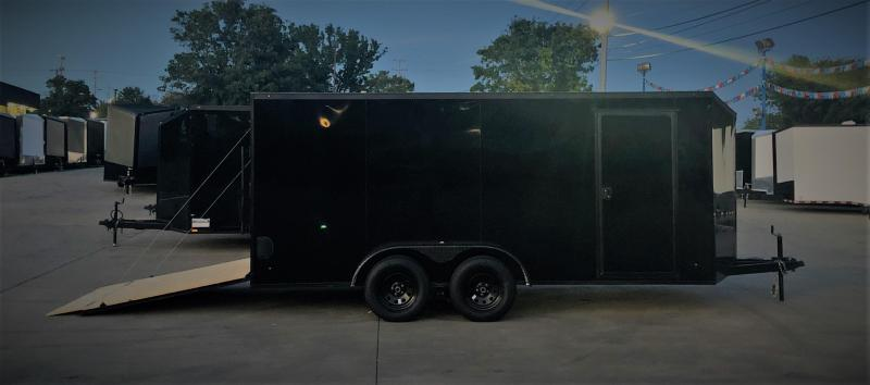 2020 Eagle 7X16TA  Eagle Enclosed Trailer