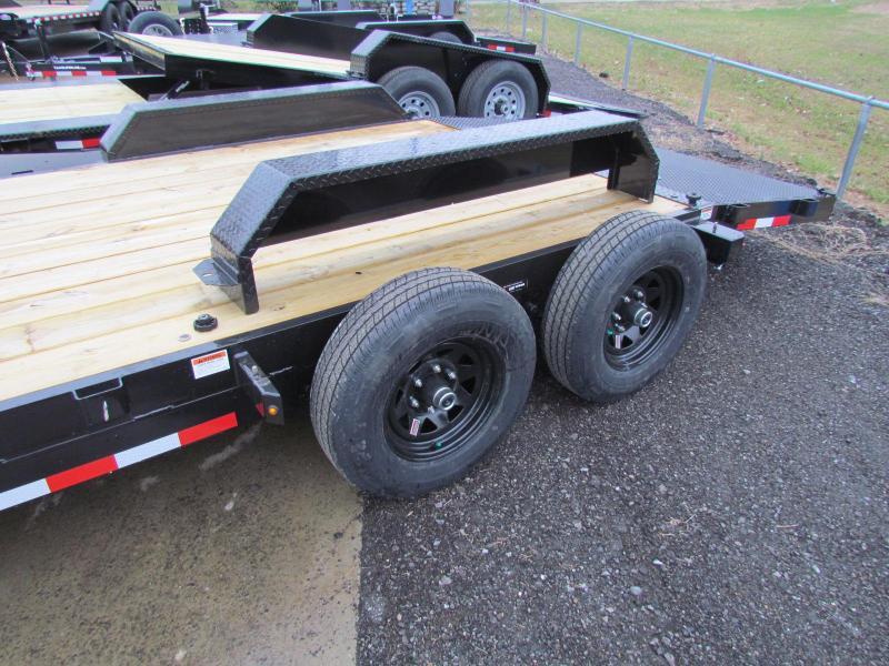 2020 Cam Superline 5 Ton Wood Deck Car Hauler Car / Racing Trailer