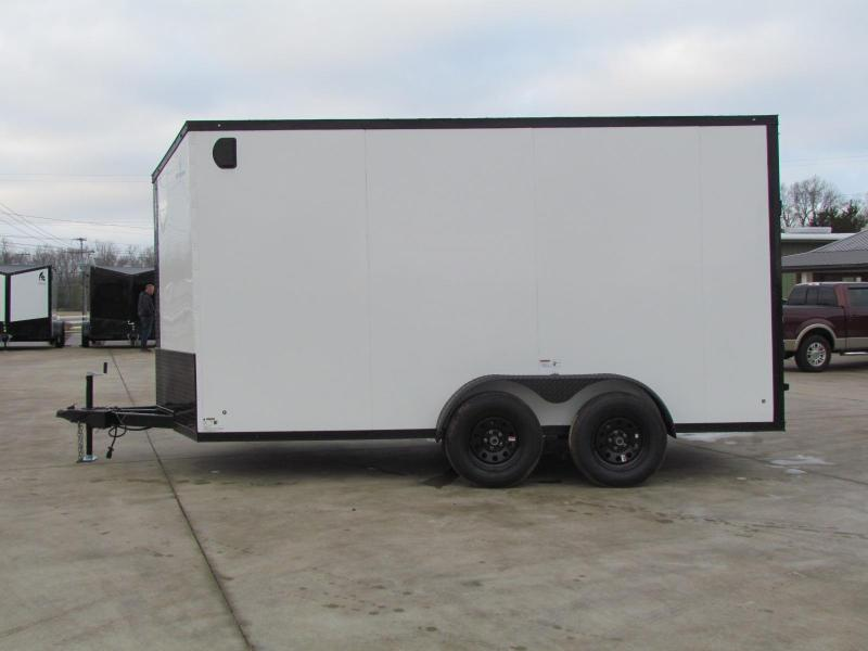 2021 NATIONCRAFT 7X14TA2 Enclosed Cargo Trailer