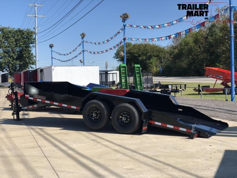 2020 Midsota SL-18 Equipment Trailer