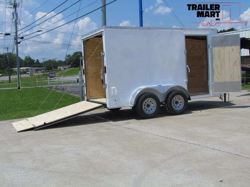 2019 Eagle Trailer 6x12TA Enclosed Cargo Trailer
