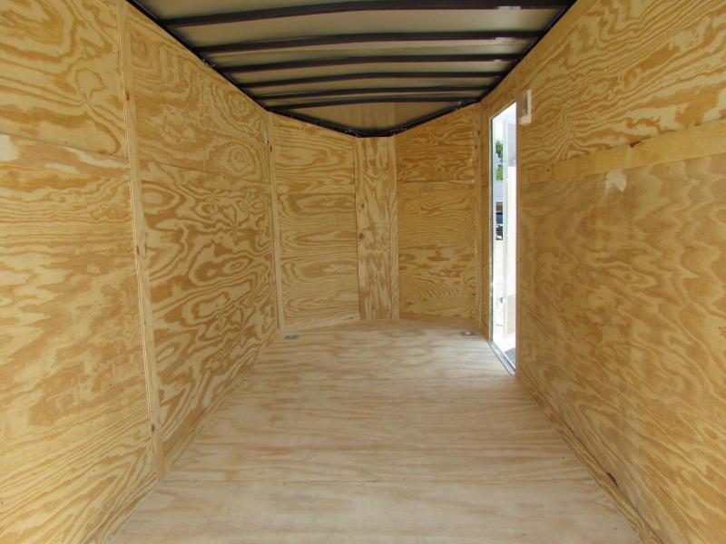 2019 Eagle Trailer 6x12TA Enclosed Cargo Trailer