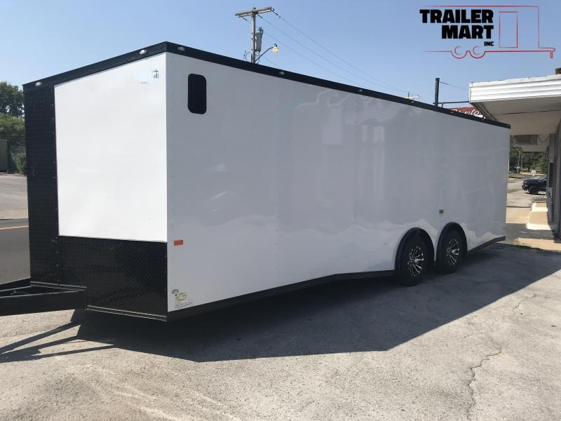 2020 Rock Solid Cargo 8.5X24TA-5200LB Car / Racing Trailer