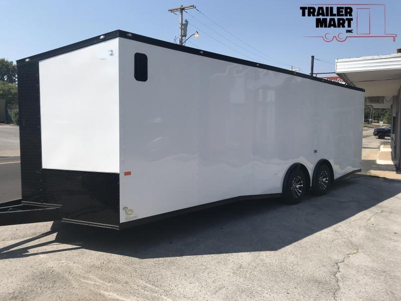 2020 Rock Solid Cargo 8.5X24TA-5200LB Car / Racing Trailer