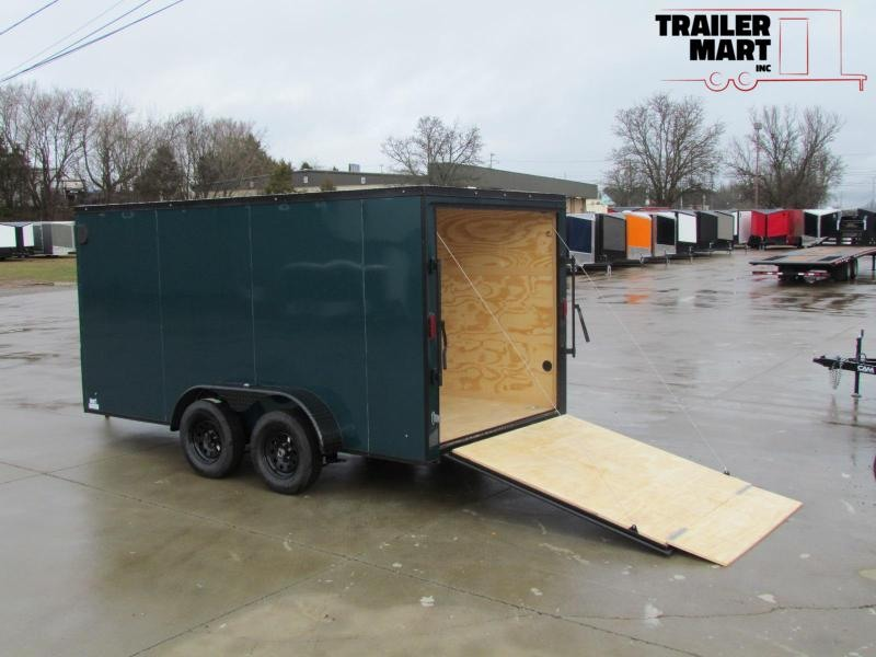 2020 Eagle Trailer 7x14TA Enclosed Cargo Trailer