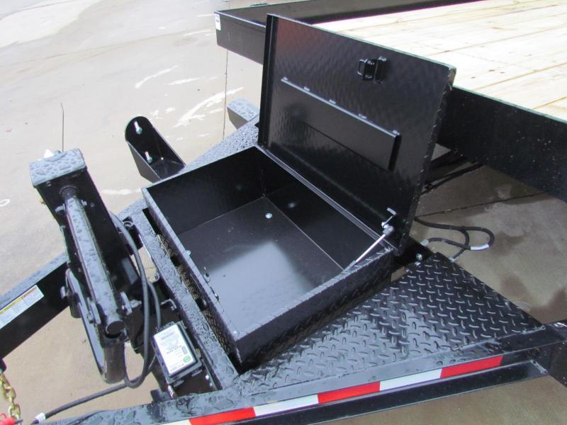 2020 Cam Superline 18' Full Tilt  7Ton Equipment Trailer