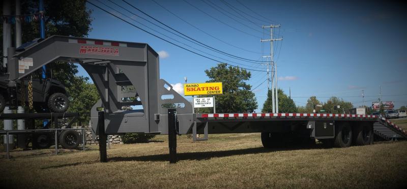 2020 Midsota FB36-GN Equipment Trailer Equipment Trailer