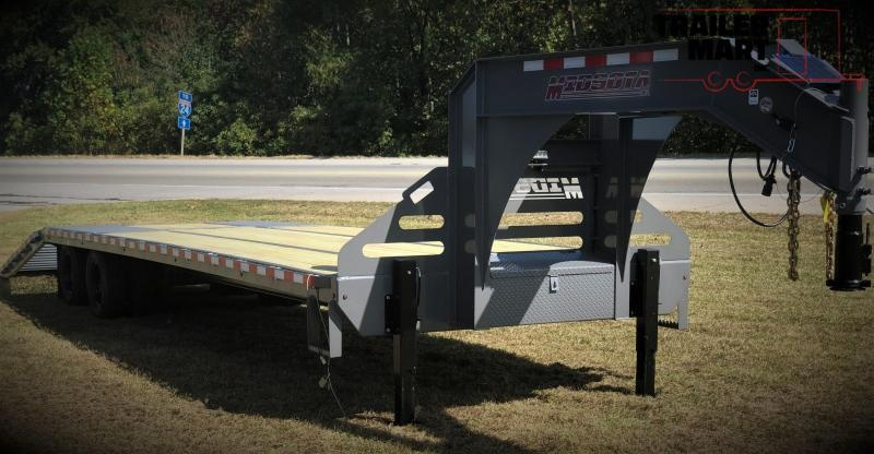 2020 Midsota FB36-GN Equipment Trailer Equipment Trailer