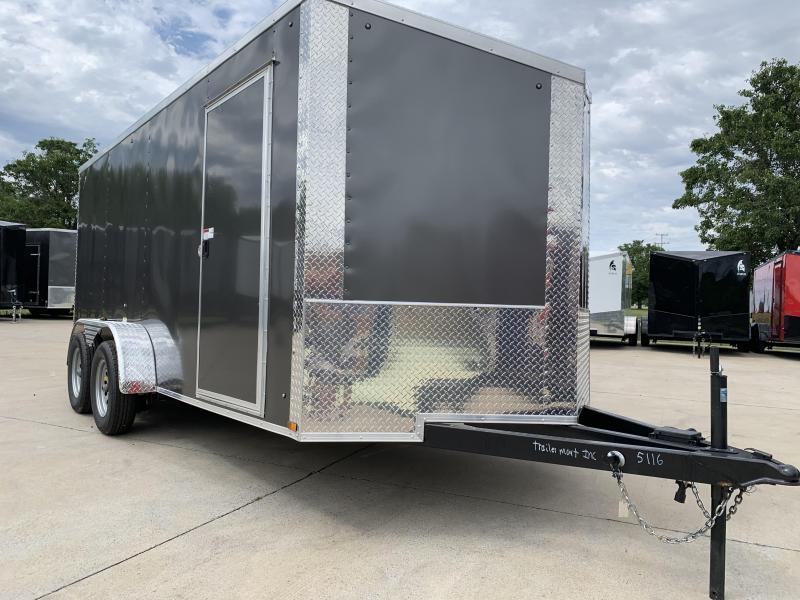 2019 ARI 7x16TA Enclosed Cargo Trailer