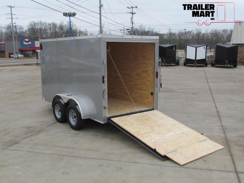 2020 Eagle Trailer 6x12TA Enclosed Cargo Trailer