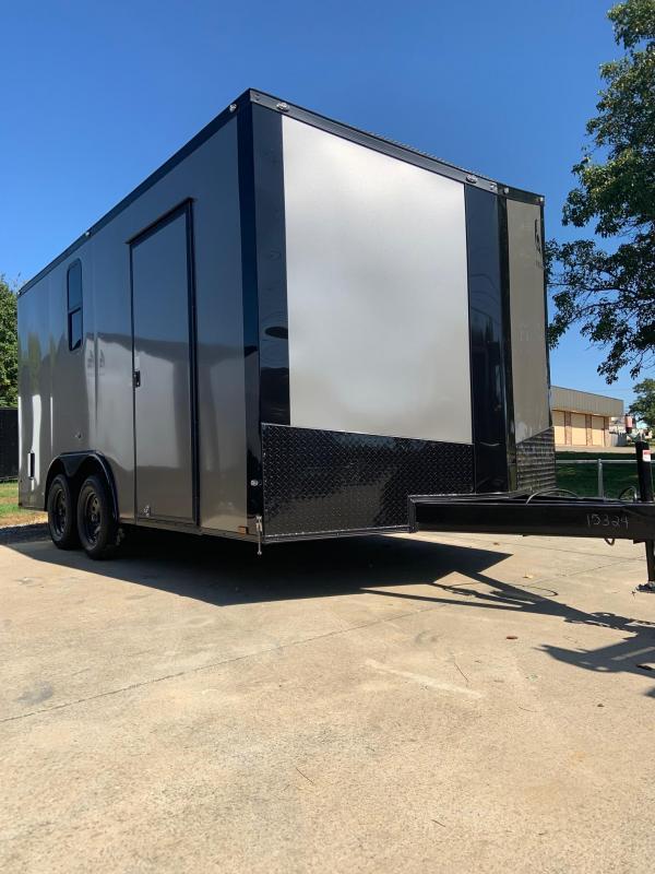 2020 Spartan SP8.5x16TA Enclosed Cargo Trailer
