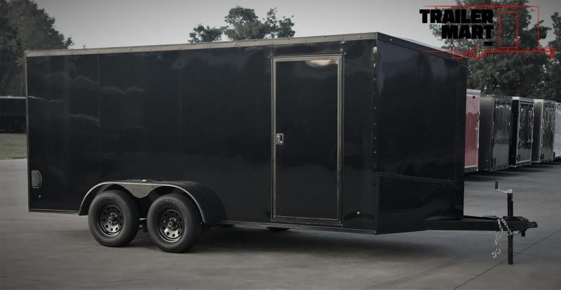 2020 Eagle 7X16TA  Eagle Enclosed Trailer