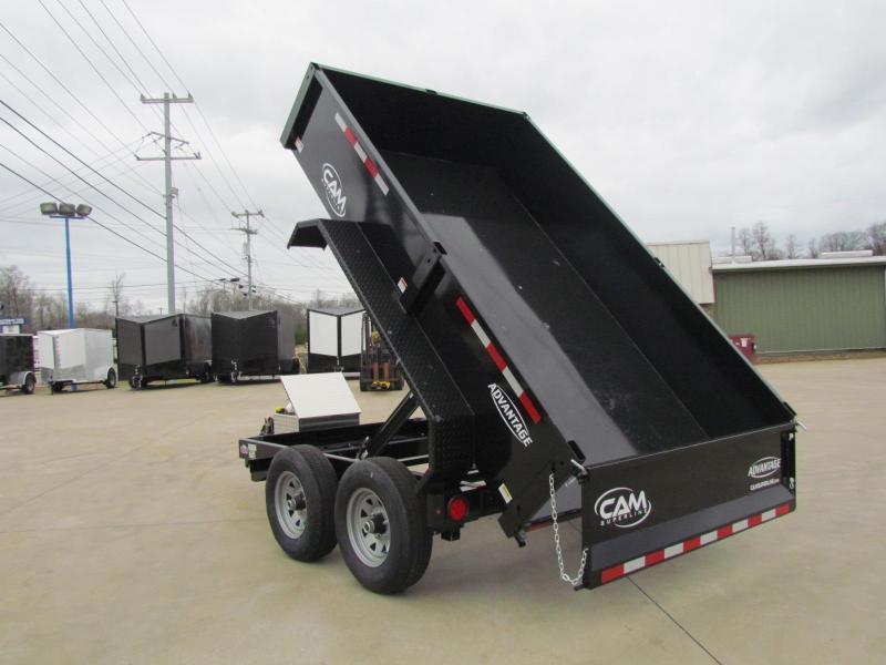 2020 Cam Superline 6x10 Dump Trailer
