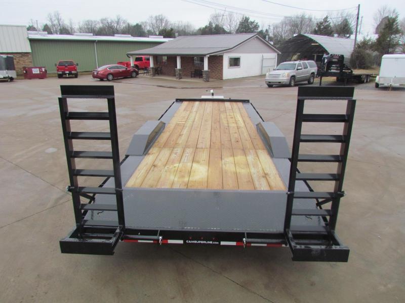 2020 Cam Superline 20+2 7 ton  Equipment Trailer