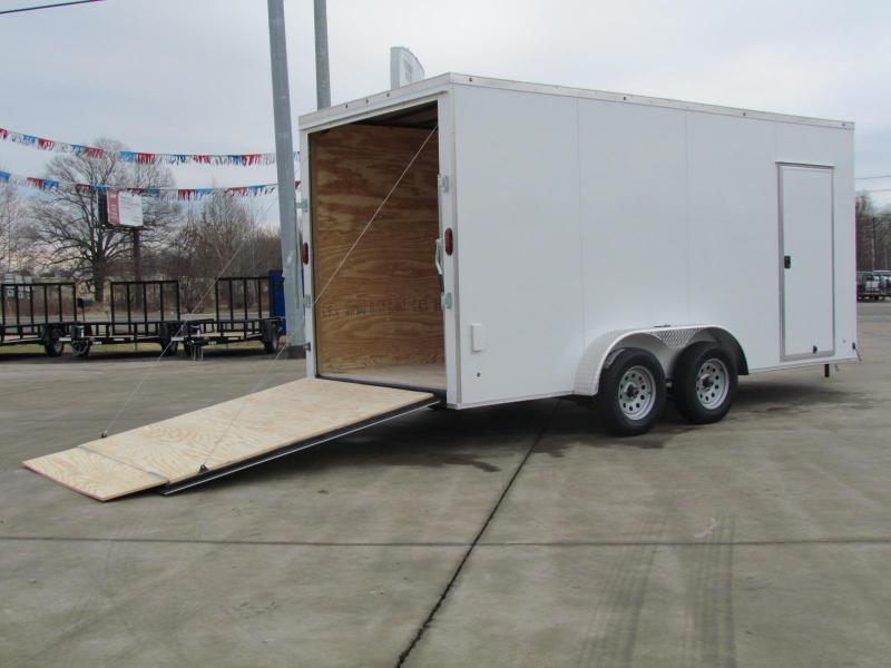2020 Eagle 7X16X7 Enclosed Cargo Trailer