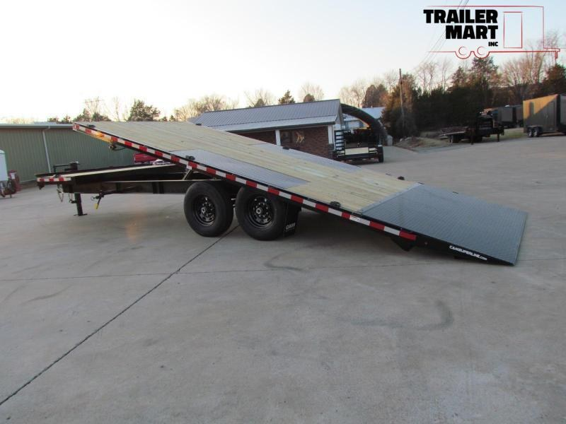 2020 Cam Superline 20+4 Split Tilt Flatbed Trailer