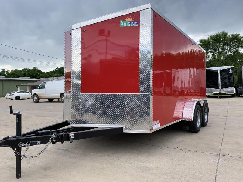 2019 ARI 7x14TA Enclosed Cargo Trailer