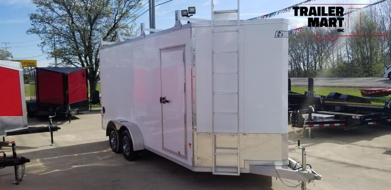 2020 EZ Hauler EZEC7X16UC Enclosed Cargo Trailer