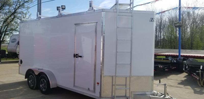 2020 EZ Hauler EZEC7X16UC Enclosed Cargo Trailer