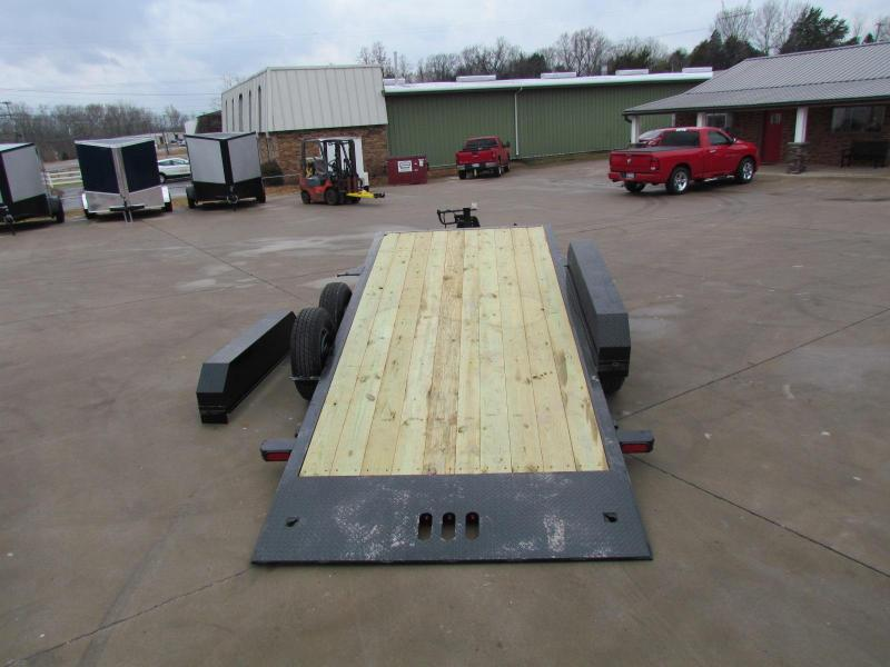 2020 Cam Superline 16+4 Split Tilt Equipment Trailer