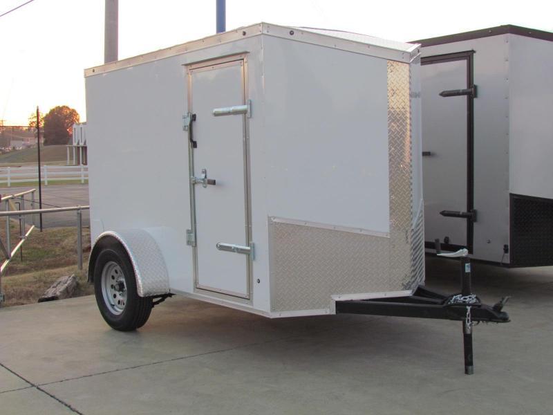 2020 Eagle Trailer 5x8 Enclosed Cargo Trailer