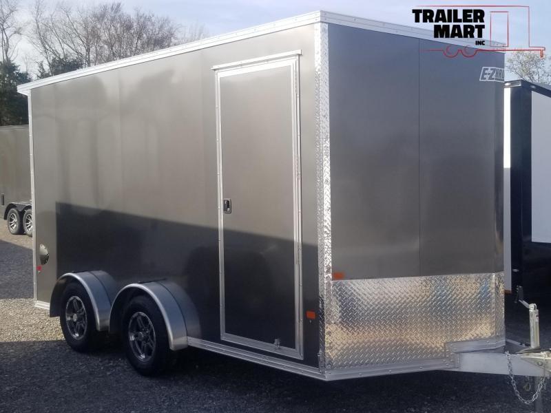 2020 E-Z Hauler EZEC7.5X14UTV Enclosed Cargo Trailer
