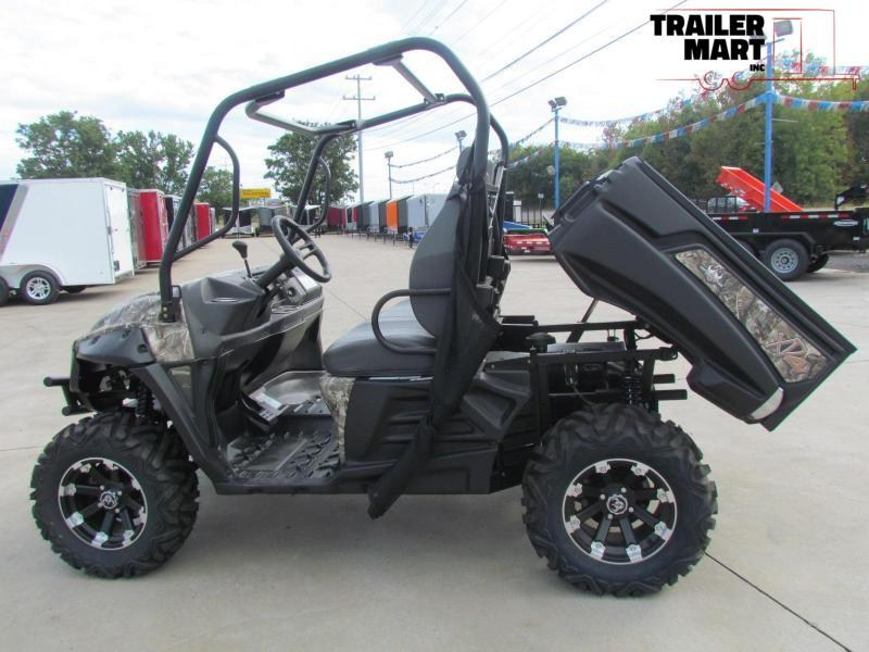 2019 Intimidator UTV Classic Series Sport Side-by-Side