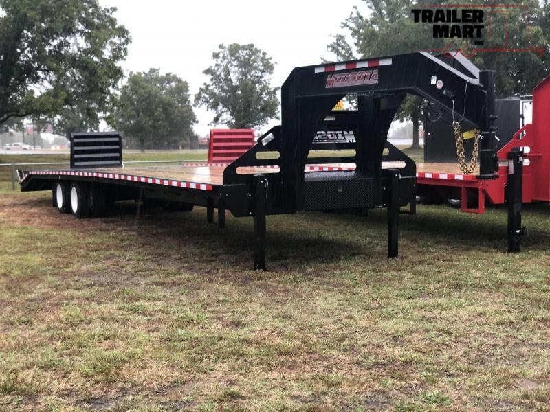 2020 Midsota FB40-GN Equipment Trailer