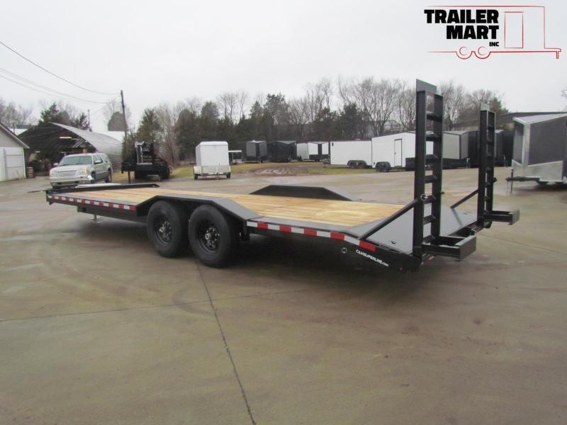 2020 Cam Superline 22+2 7 ton  Equipment Trailer