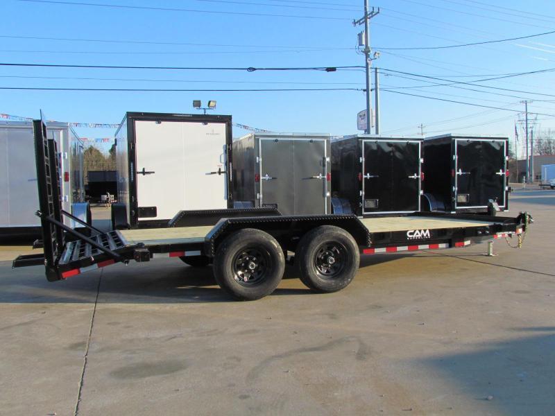 2020 Cam Superline 18+2 Equipment Hauler Trailer