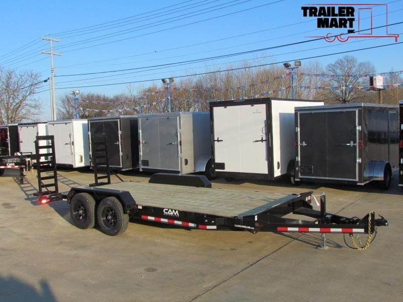 2020 Cam Superline 18+2 Equipment Hauler Trailer