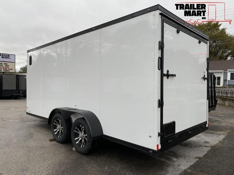 2020 Rock Solid Cargo 7X16TA Enclosed Cargo Trailer