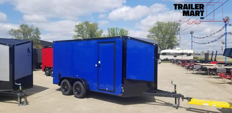 2020 Spartan Cargo SPARTAN 7X16TA Enclosed Cargo Trailer