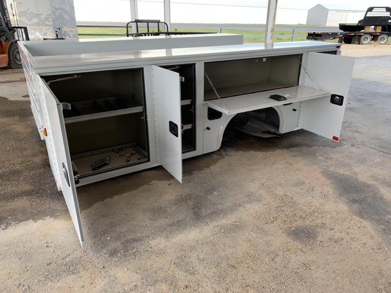 2018 Knaphiede Service Bed