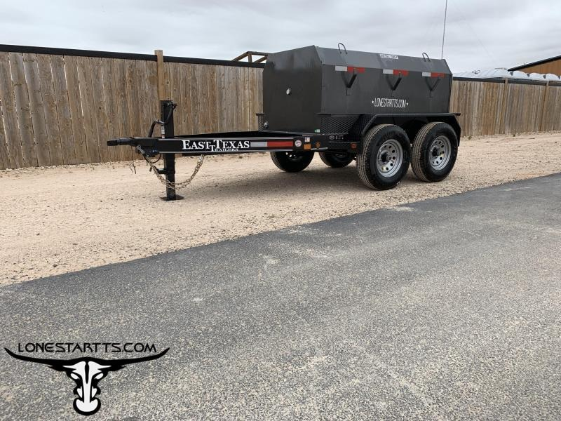 2019 East Texas Diesel Tank Trailer