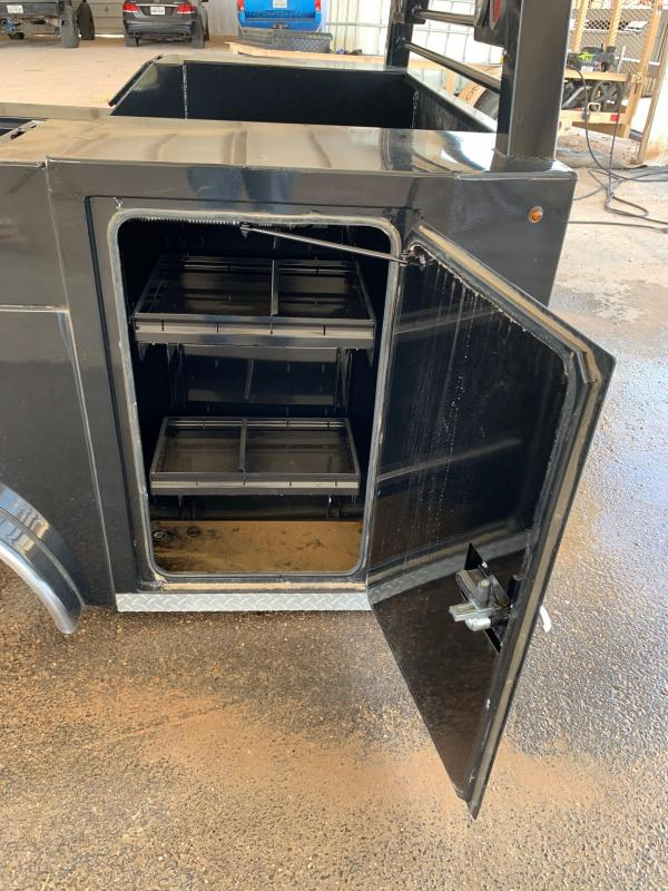 2019 Norstar Service Deck Bed