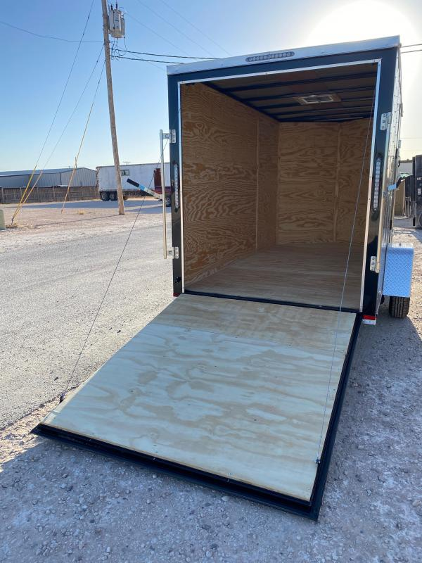 2020 Lark Enclosed Trailer