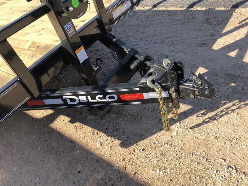 2020 Delco Utility Trailer