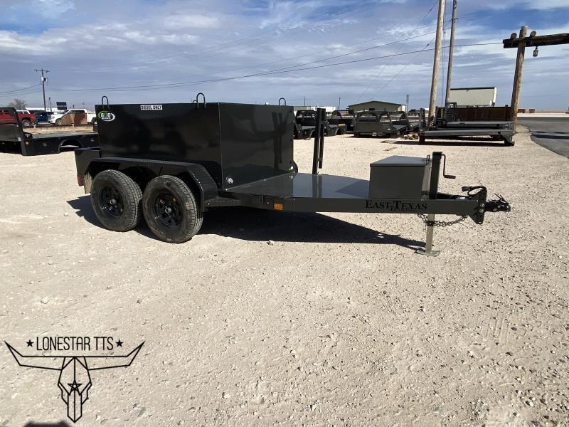 2020 East Texas Fuel Tank Trailer