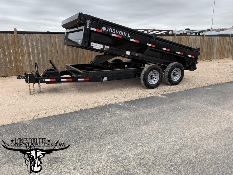 2020 Iron Bull Dump Trailer