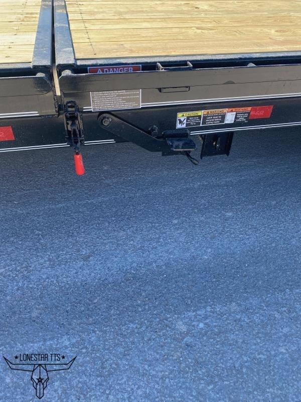 2020 Delco Trailers Tilt Deck Trailer