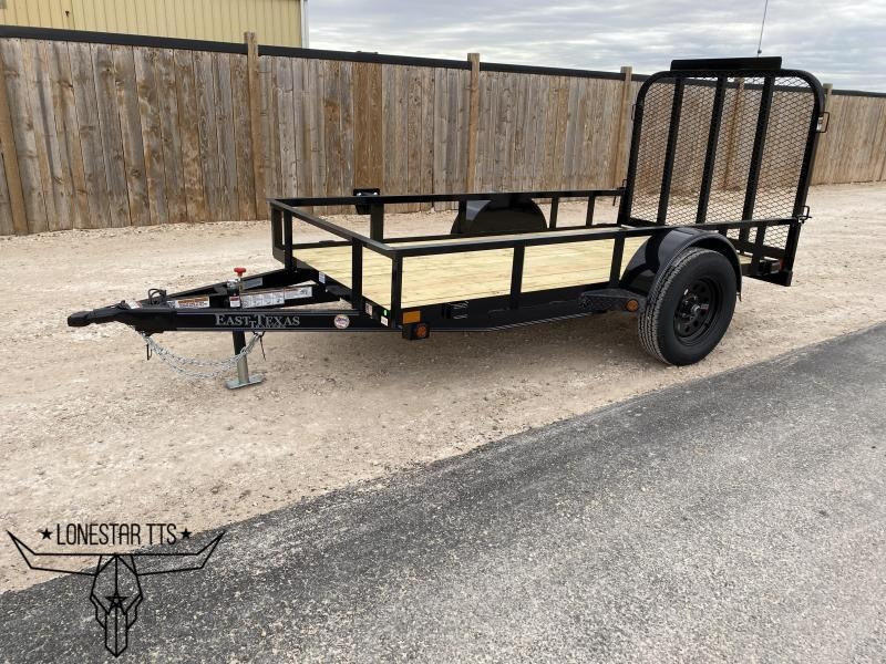2020 East Texas Utility Trailer
