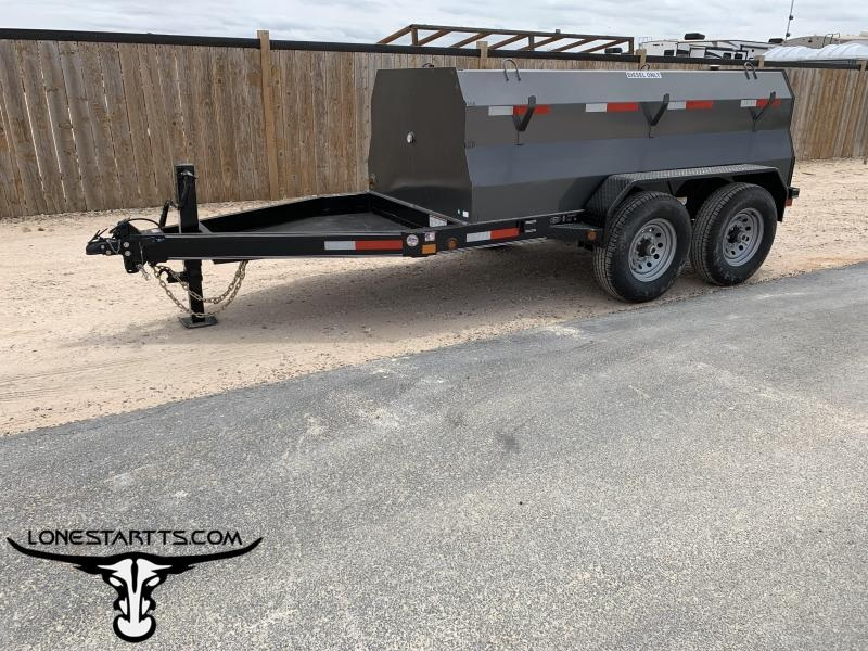 2019 East Texas Fuel Trailer
