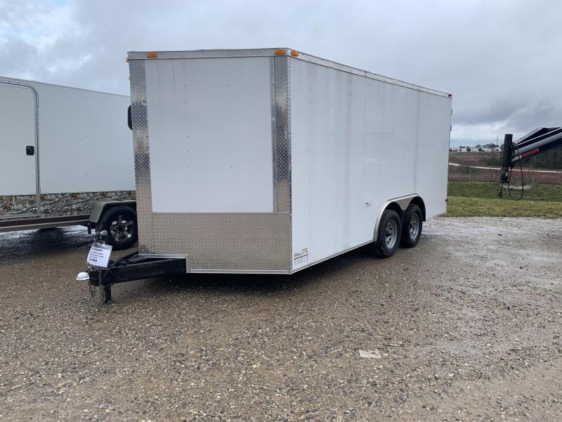 2018 Other 8.5x16 7k Enclosed Cargo Trailer
