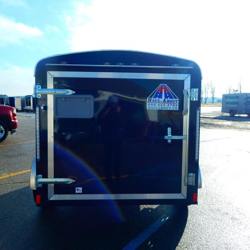 2020 Haul-About 5x8 3k Lynx Enclosed Cargo Trailer